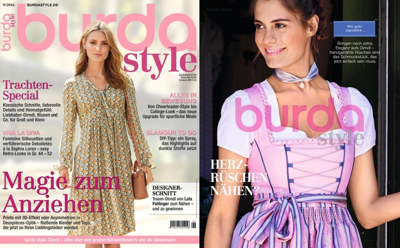 Burda Style 08 2016